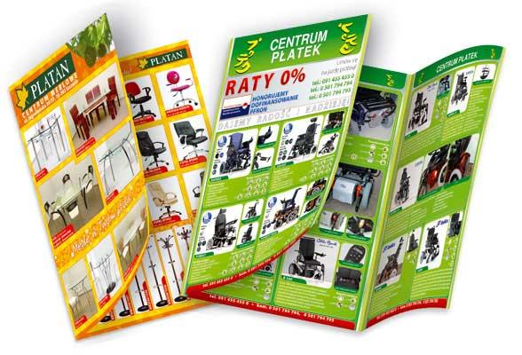 Druk gazetki reklamowej - automatyczna wycena online 24/7, zamów wygodnie gazetki z dostawą pod drzwi.