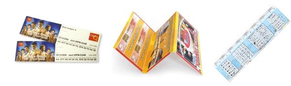 Indywidualny druk zakładek do książek wg projektu - cennik online 24/7. Drukarnia zapewnia usługi projektowania graficznego.