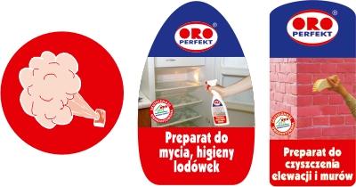 etykiety samoprzylepne, wykrajane - na produkty
