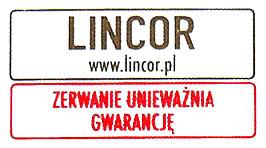 stickery sitodrukowe - powiekszenie 4x