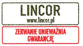 stickery solwentowe - powiekszenie 4x