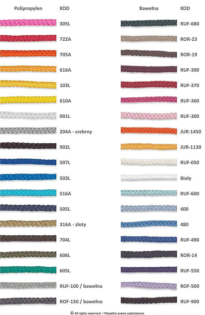 Wybór rączek do laminowanych toreb papierowych
